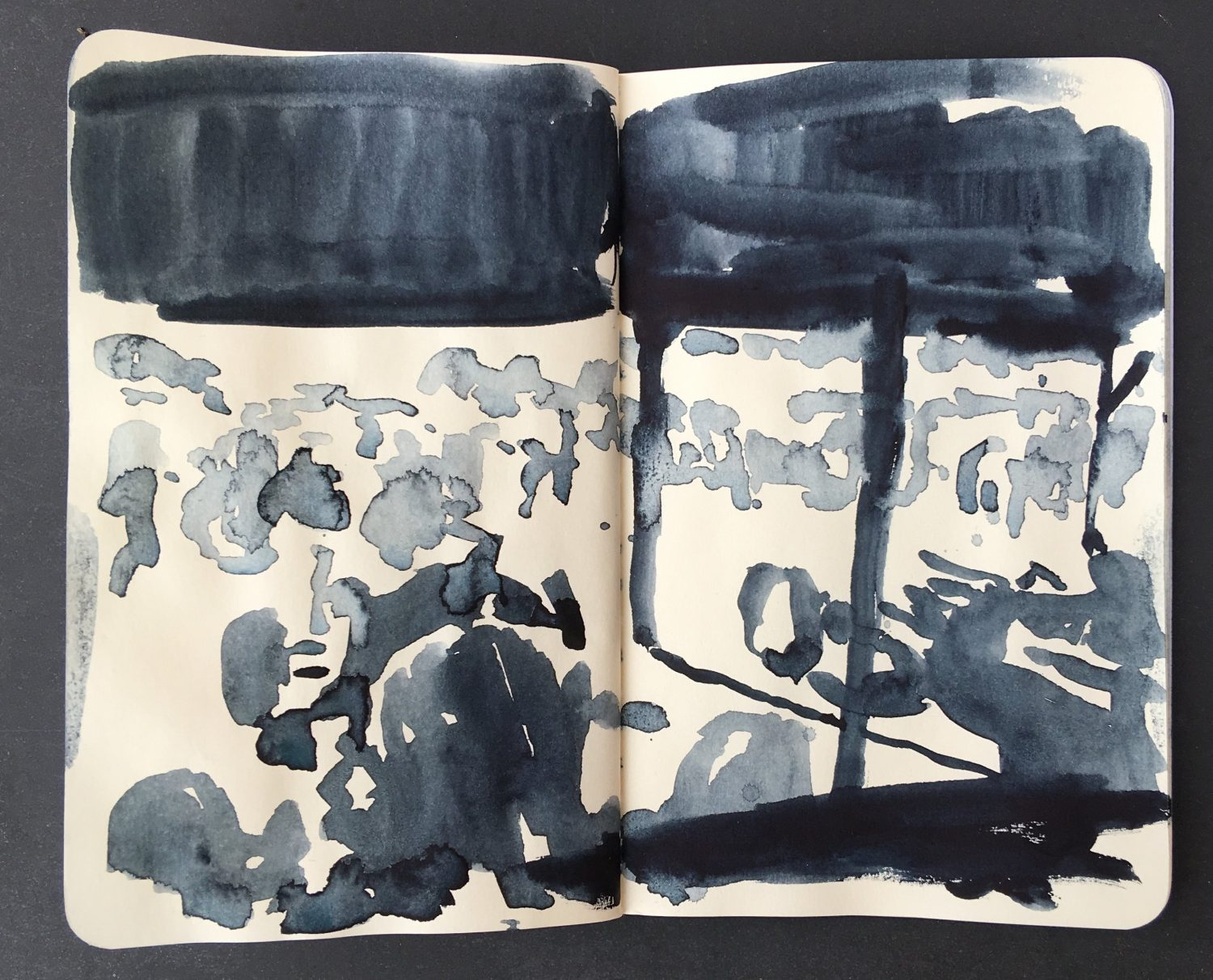 Goodwood Sketchbook